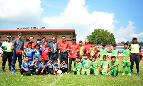 3,500 participants attend UPM Sports Carnival 2019