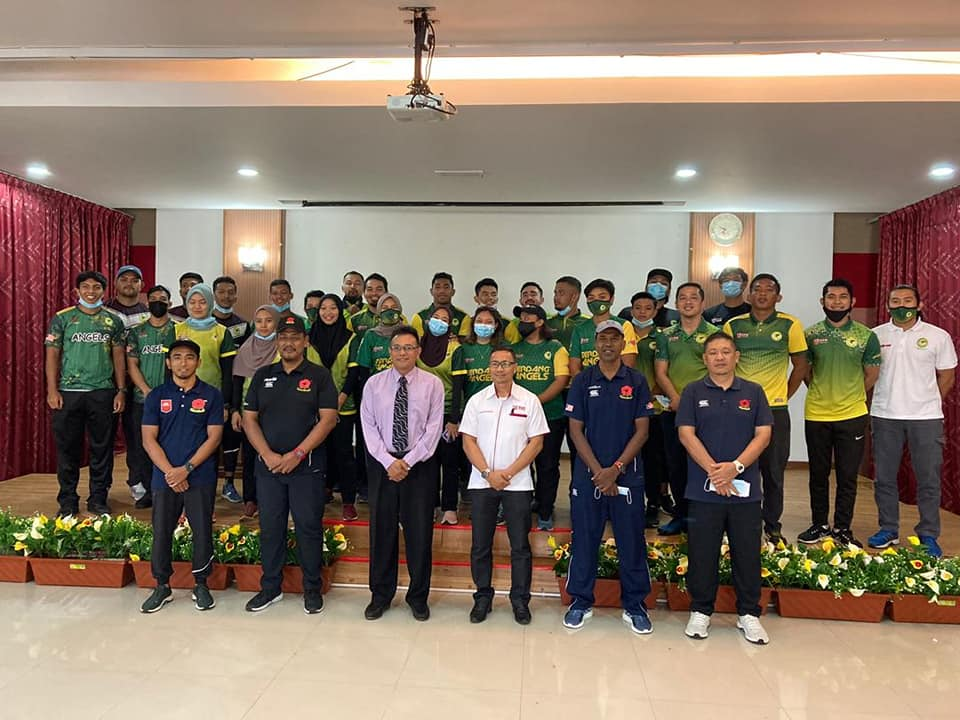 UPM Sports Center organized Rugby Coaching Course Level 1, 2020